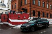 Сбер выпустил на дороги Москвы свои первые беспилотники