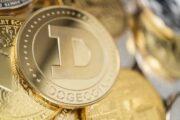 Цена Dogecoin подскакивала более чем на 90%
