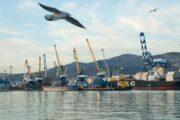Судоштрафовал российский порт на44,5млнрублей заущерб Чёрному морю