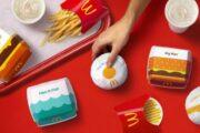 McDonald'sвпервые запять летсменит дизайн