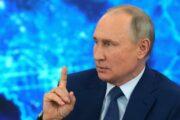 Путин призвал решить вопрос защиты минимального дохода отсписания