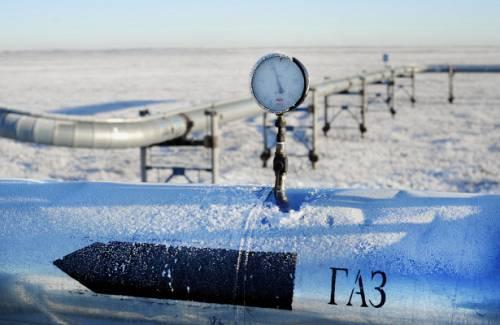 Отбор газа изроссийских хранилищ стал рекордным