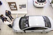 Средняя цена новой машины вянваре составила ₽1,8млн