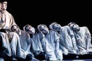 Постановка «Русское горе… от ума» в московском театре