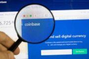 Около 12 000 BTC вывели за час с Coinbase