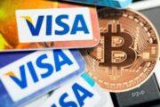 В Visa рассказали о падении спроса на криптовалюты
